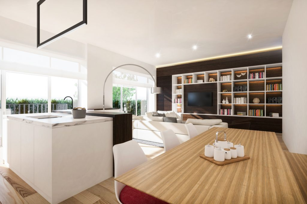 Interieur design Apartment B
