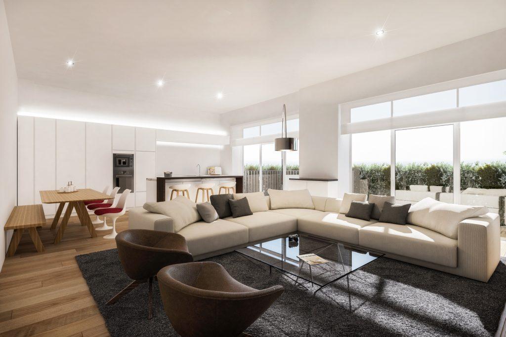 Interieur design Apartment B 02