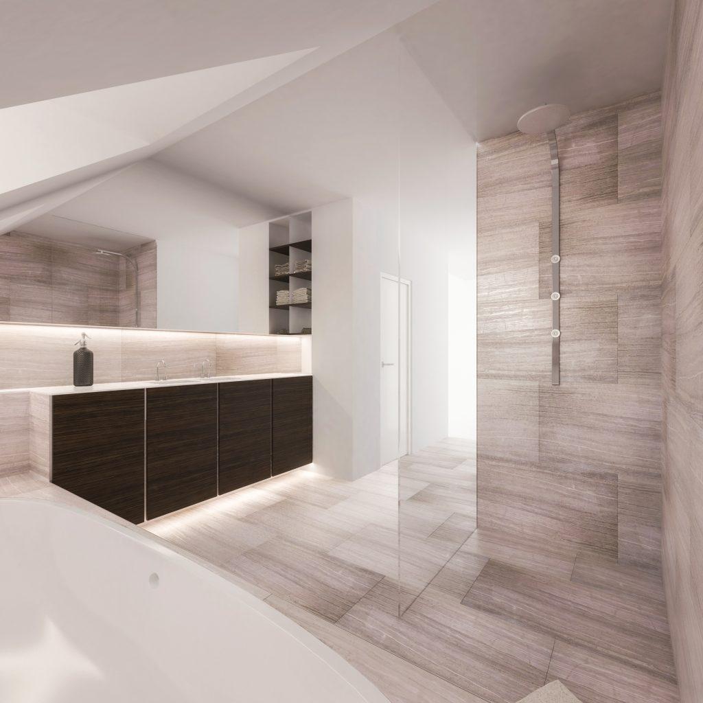 Interieur design Apartment B 03