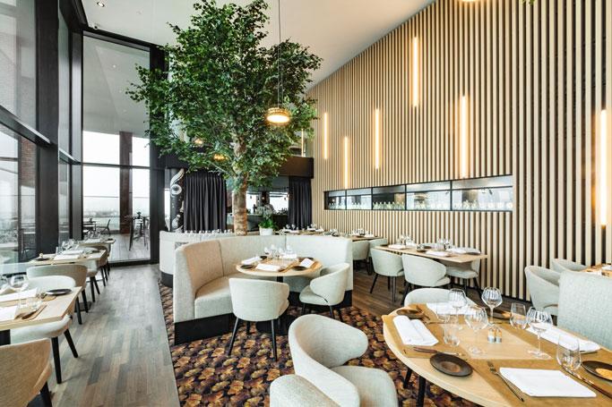 njord restaurant interieur