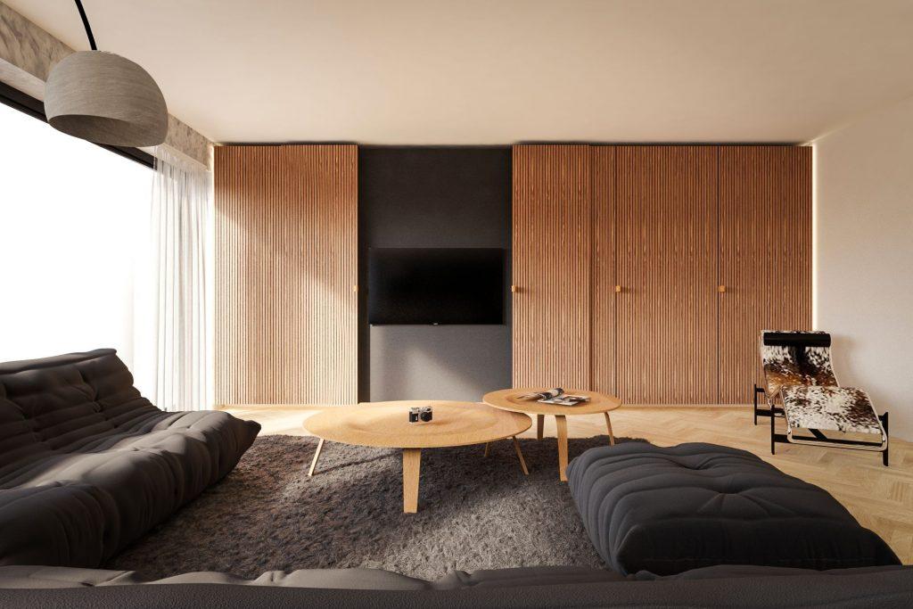 Appartement Blankenberge interieur