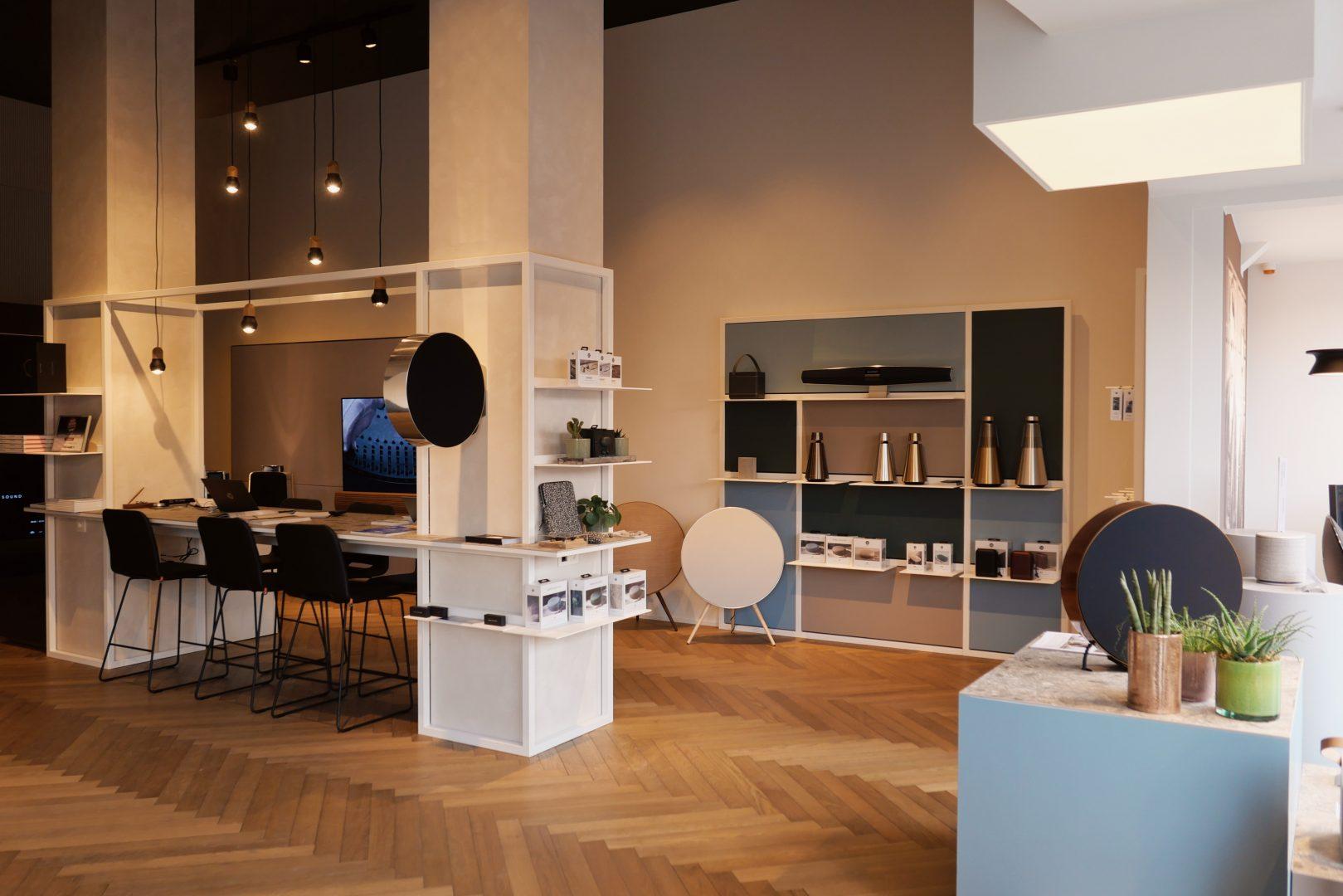 Bang & Olufsen Flagship store